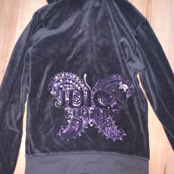 Juicy Couture Sweaters - Juicy hoodie